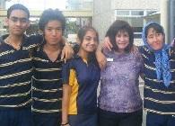 オーストラリア留学時の小黒
